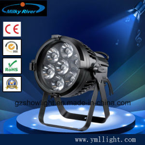 LED Stage Lighting, LED Studio Lighting 7 Colors LED PAR 40PCS X3w pictures & photos
