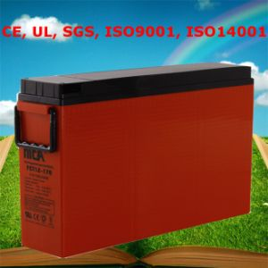 Good Quality AGM Front Access Battery Long Battery 12V 170ah pictures & photos
