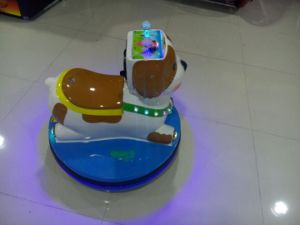 Fiberglass Animal Ride Bumper Car for Sale pictures & photos