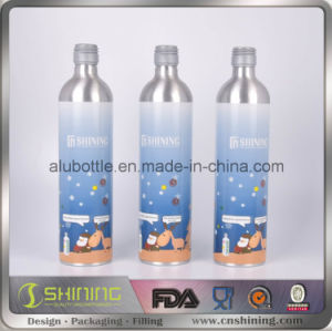 750ml Aluminum Bottles to Hold a Whole Bottle of Wine pictures & photos