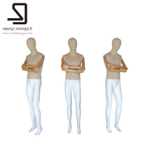 Mannequins with Wooden Arms, Wooden Hands, Full Body Fiberglass Mannequins pictures & photos
