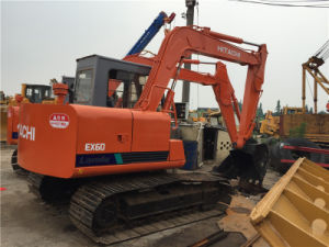 Used Hitachi Ex60-1 Excavator 1997 Year pictures & photos