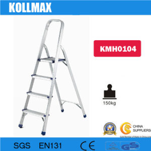 Aluminium 4 Step Ladder pictures & photos