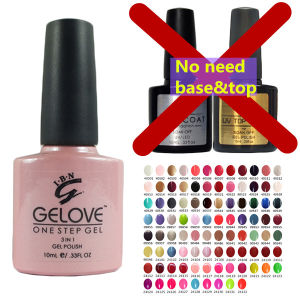 93 Colours Wholesale Long Lasting 3 in 1 Gel Polish pictures & photos