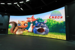 Outdoor Indoor Curved Design Full Color Rental LED Display P3.9, P4.8, P5.68, P6.25 pictures & photos