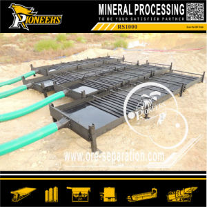 Placer Gold Rush Mining Machine Portable Riffles Gold Sluice