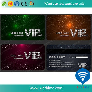 RFID PVC 13.56MHz Hf Contactless 8kbyte D81 VIP Smart Card pictures & photos