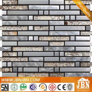 Stainless Steel and Foil Glass Mosaic for Wall (M855032) pictures & photos