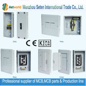 CE, RoHS, IEC Metal Enclosures Distribution Box pictures & photos
