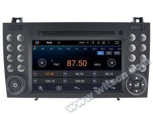 Witson Android 5.1 Car DVD GPS for Benz Slk200/Slk280 Slk350/Slk55 2004-2012 with Chipset 1080P 16g ROM WiFi 3G Internet DVR Support (A5576) pictures & photos