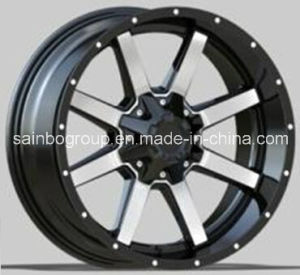SUV Wheels, 15inch 16inch 4X4 Wheels pictures & photos