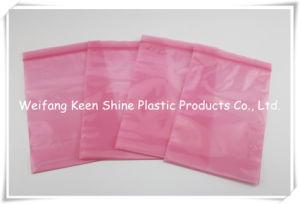 Pink Antistatic Ziplock Bag pictures & photos
