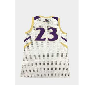 Custom Printed Basketball T Shirt Jersey Uniform for Academy pictures & photos