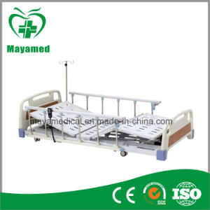 My-R004 ABS Three-Function Electric Super Low Care Bed pictures & photos