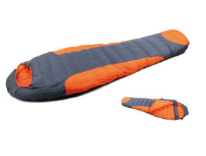 Adult Outdoor Mummy Sleeping Bag (ETXK-061) pictures & photos