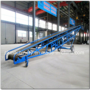 Portable Belt Conveyor for Bags Loading pictures & photos