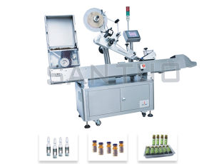 Oral Liquid Bottle Automatic Labeling System