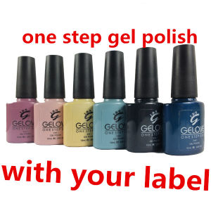 Top Selling Smooth 1 Step Gel Polish pictures & photos