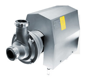 Yzb Sanitary Self-Priming Pump (New Model) pictures & photos