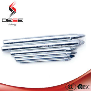 Golden Triangle Glass Drill Bit pictures & photos
