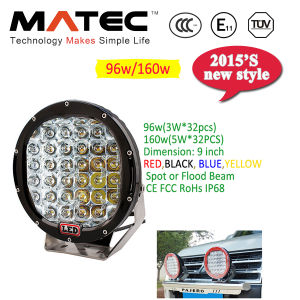 2015 Super Brightness 96W/160W 9120lm LED Work Light pictures & photos