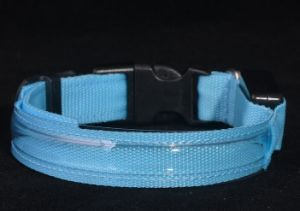 Christmas Flashing LED Dog Collar Christmas Pet Product for Wholesale pictures & photos