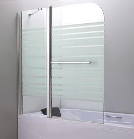 Tempered Glass Shower Screen Door pictures & photos