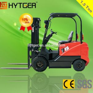 1.5ton Automatic Electric Stacker for Sale pictures & photos