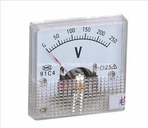 AC DC Voltmeter Analog Ammeter Analog Voltmeter pictures & photos