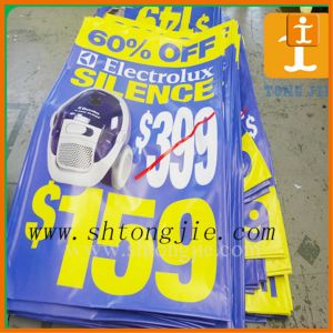 Custom Advertising PVC Vinyl Banner Printing for Event (TJ-32) pictures & photos