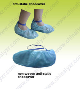 High Quality Antistatic Nonwoven Shoecover (LY-NSC-A) pictures & photos