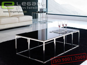 2015 Glass Coffee Table of Modern Style for Sale pictures & photos