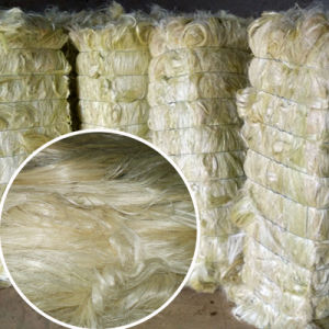 White White Sisal Fiber for Gypsum Board
