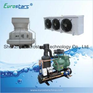 Bitzer Compresspr Blast Freezer Water Cooling Condensing Unit pictures & photos