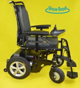 Showgood High-Quality Brushless Motor Electric Wheelchair Wheel Chair