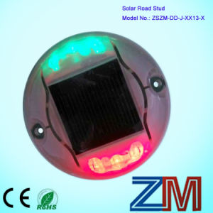 Popular Solar Road Stud / LED Flashing Road Marker / Cat Eye pictures & photos