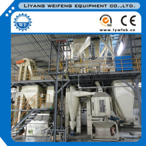 Animal Feed Pellet Production Line, Animal Feed Pellet Mill pictures & photos