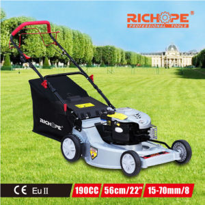 High Quality Best Selling Powerful Lawn Mower for Garden Use pictures & photos