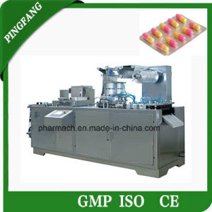 The Newest Dpp250c Plate Style Al-Plastics Blister Packaging Machine pictures & photos