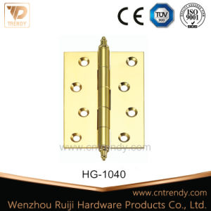 European Style Lift-off Hinge Crank H-Type Hinge (HG-1050) pictures & photos