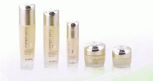 Cosmetic Packaging Glass Lotion Bottle pictures & photos