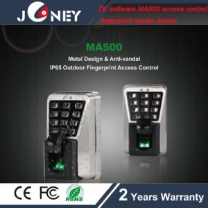 Zk Ma500 Waterproof Fingerprint Access Control with Free Software pictures & photos