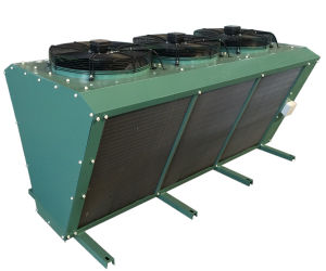 China High Quality Top Air Blowing Air Condenser for Cold Storage pictures & photos