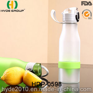 Newly Tritan BPA Free Plastic Fruit Infuser Water Bottle (HDP-0598) pictures & photos