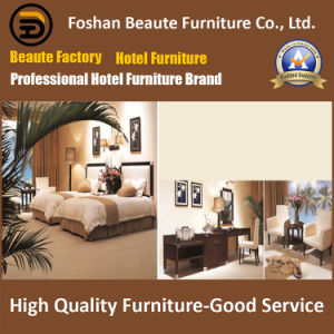 Hotel Furniture/Chinese Furniture/Standard Hotel Double Bedroom Furniture Suite/Double Hospitality Guest Room Furniture (GLB-0109836) pictures & photos