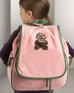Kid′s/Children/Students School Backpack Bags for Girls (MH--55039) pictures & photos