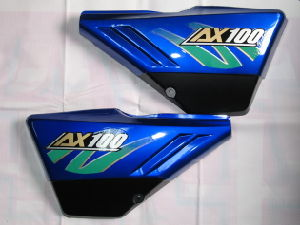 Motorcycle Parts Motorcycle Side Cover for Suzuki Ax100 New Model pictures & photos