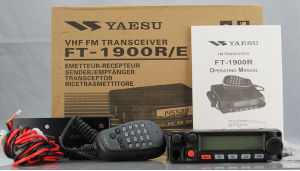 High Power Mobile Radio Yaesu FT-1900 pictures & photos