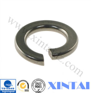 Stainless Steel 304 Zinc Palted Flat Washer Spring Washer DIN125 DIN127 pictures & photos