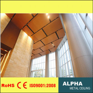 Waterproof and Fire Proof Aluminum Honeycomb Ceiling Tile pictures & photos